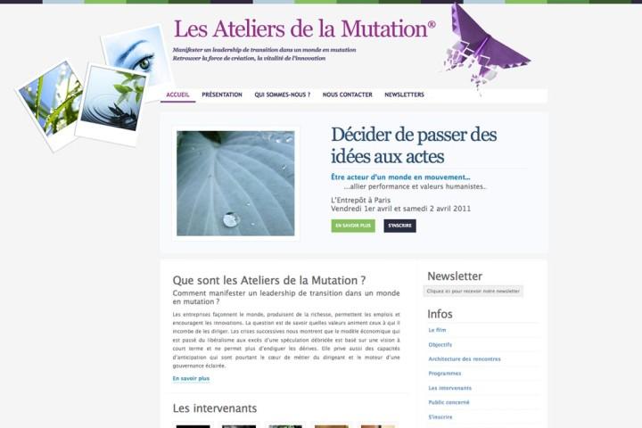 Les Ateliers de la Mutation