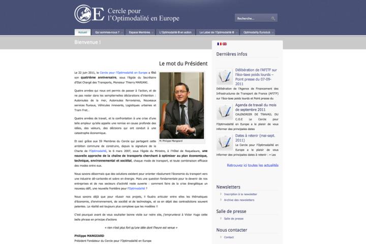 Cercle pour l'Optimodalité en Europe