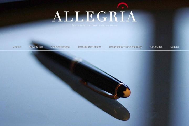 École de musique Allegria